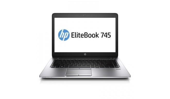 "HP EliteBook 745 G2 Fusion Dual-Core A6 Pro-7050B 2.2GHz 8GB 320 GB HDD 14"" LED Notebook No OS"