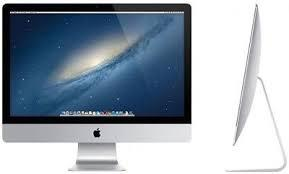 "Apple iMac 27""  ME089LLA  Core i5-4670 Quad-Core 3.4GHz All-in-One Computer ( Used Very Good)"