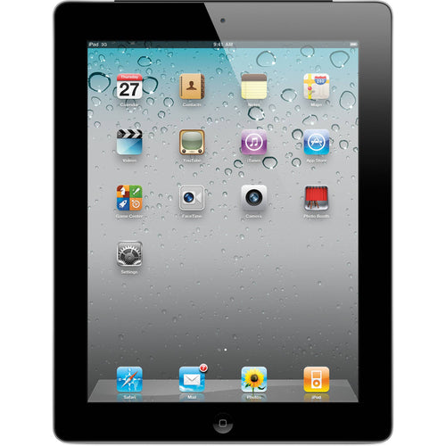 Apple iPad 2 MC773LLA with Wi-Fi+3G 16GB - Black - AT&T (2nd generation)