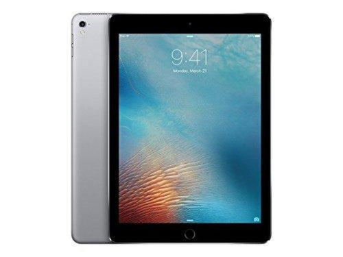 Apple iPad Pro 9.7-inch MLMV2LL/A (128GB, Wi-Fi, Space Gray) 2016 Model - (Renew) with 60 days Warranty