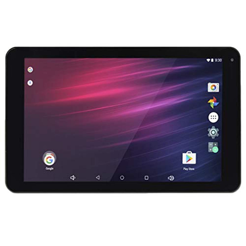 "LOGICOM M bot tab 100 10"" IPS Touchscreen Android Tablet Quad Core 1.3GHz 1GB 16GB Dual Cams BT - Black"