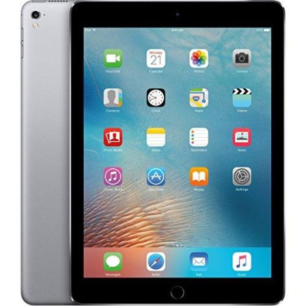 "Apple iPad Pro Tablet MLMN2LL/A 32GB WiFi 9.7"", Space Gray (Renew) with 60 day Warranty"