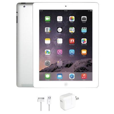 Apple iPad 2 MC983LLA with Wi-Fi+3G 32GB - White - AT&T (2nd generation)