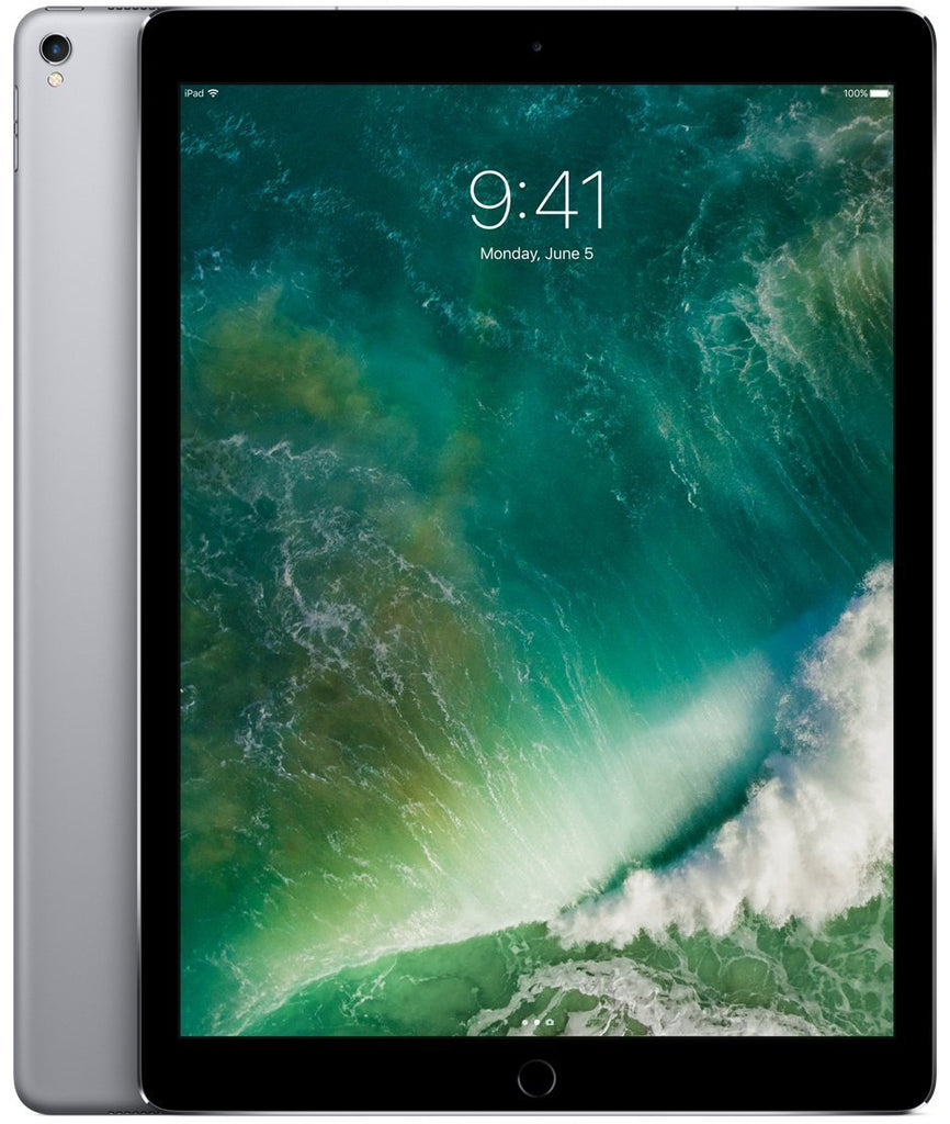 Apple iPad Pro 2nd 12.9in with Wi-Fi 2017 Model, 256GB, Grey (Renewed)