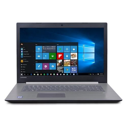 "Lenovo IdeaPad 320 Core i5-7200U Dual-Core 2.5GHz 16GB 1TB DVD±RW 17.3"" LED HD+ Notebook W10H w/Cam & BT (Platinum Gray)"