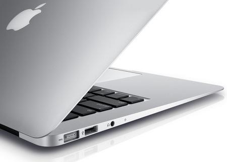 "Used Apple MacBook Air  MC968LLA Core i5-2467M Dual-Core 1.6GHz 2GB 128GB SSD 11.6"" Notebook w/Great Britain Keyboard (Mid 2011)"