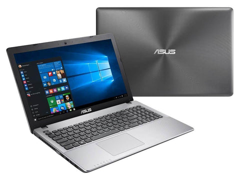 "ASUS X550VX-MS72 15.6"" Intel i7-7700HQ Quad Core 2.8GHz 8GB 256GB SSD Windows 10 Home Laptop Warranty 90 days"
