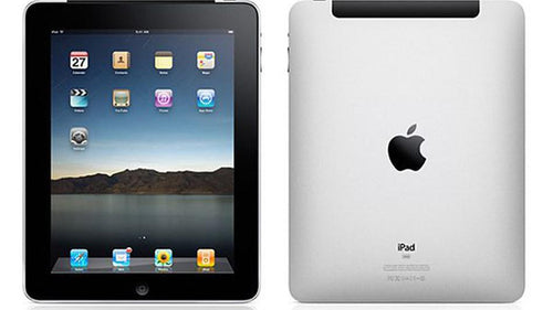 Apple iPad 2 with Wi-Fi Touchscreen Tablet 16GB 9.7