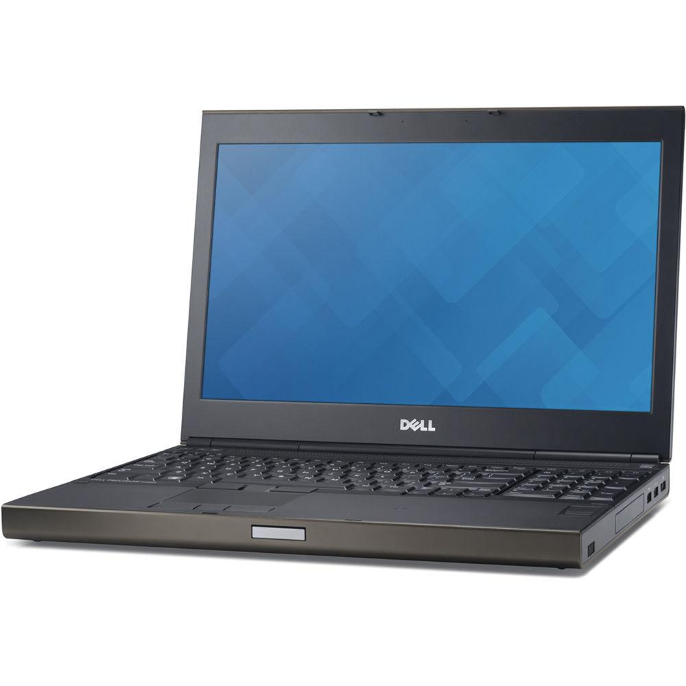 Dell Precision M4800 Mobile Workstation Core i7-4810MQ Quad-Core 2.8GHz 32GB 1TB DVD±RW Quadro K2100M 15.6 W8.1P Warranty 90 days