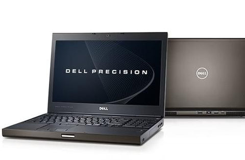 Dell Precision M4800 Mobile Workstation Core i7-4810MQ Quad-Core 2.8GHz 8 GB 500 GB  15.6 W7P Warranty 90 days