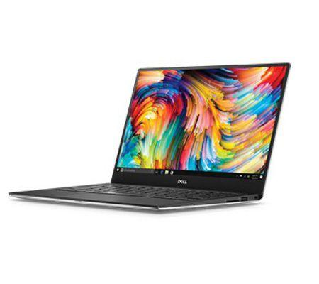 "Dell XPS 13 Core i7-7560U Dual-Core 2.4GHz 8GB 512 GB M.2 13.3"" M.2  LED FHD Laptop W10H  Warranty 90 days"