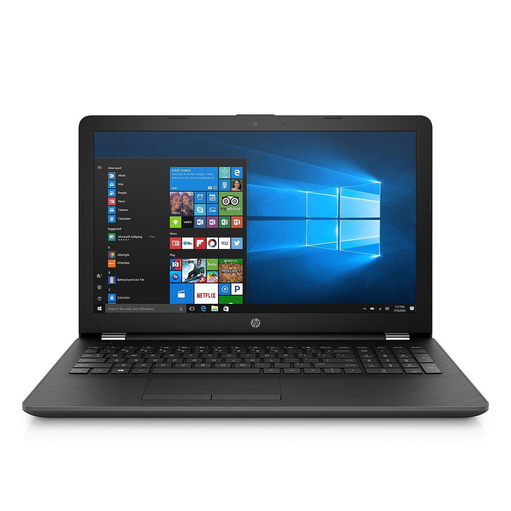 "Used  HP 15t-BS000 Touchscreen Core i7-7500U Dual-Core 2.7GHz 12GB 1TB 15.6"" LED Notebook"