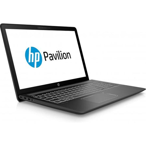 HP Pavilion Power 15-cb071nr Core i7-7700HQ Quad-Core 2.8GHz 16GB 1TB Radeon RX 550 15.6