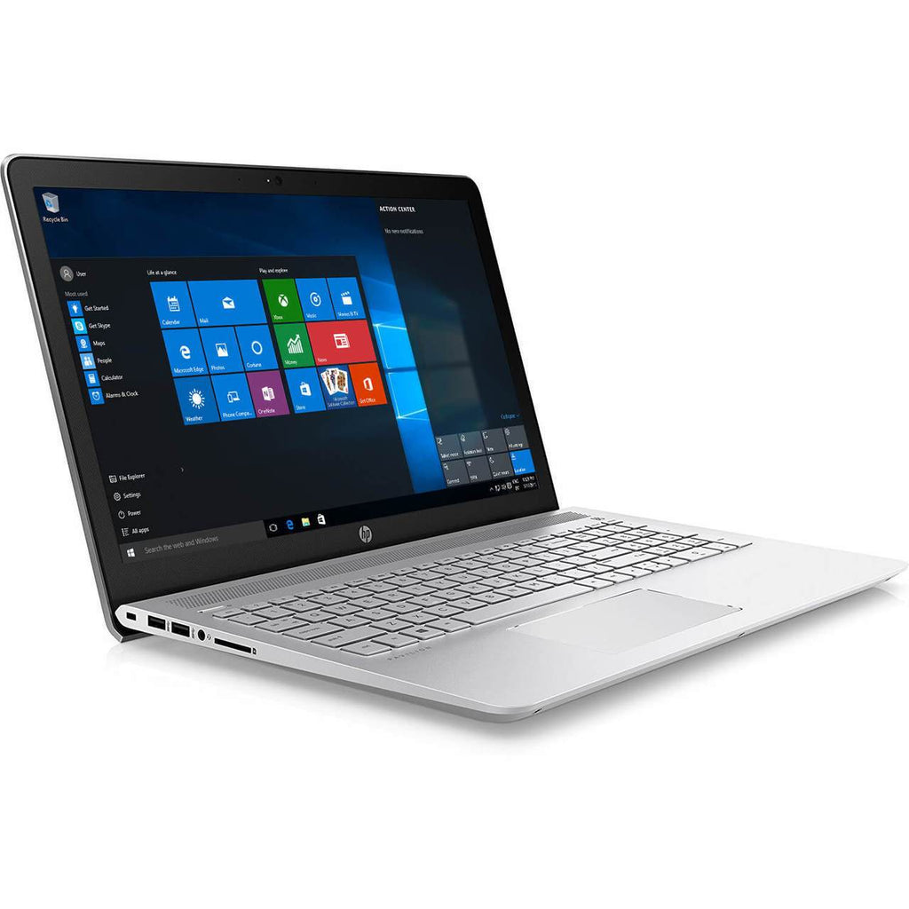 "HP Pavilion 15-cc567nr Core i7-7500U Dual-Core 2.7GHz 8GB 1TB 15.6"" WLED Notebook Window 10 Warranty 90 days"