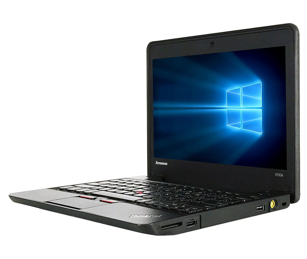 Used Lenovo ThinkPad X131e Celeron 1007U Dual-Core 1.5GHz 8GB 32GB SSD 11.6 LED Chrome Notebook ( WHITE  )