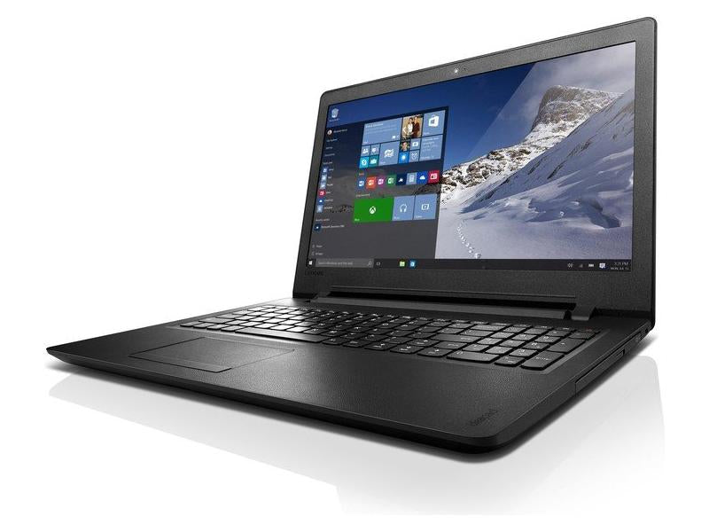 "Lenovo IdeaPad 110-15ISK Core i3-6100U Dual-Core 2.3GHz 8GB 1TB DVD±RW 15.6"" LED Notebook W10H"