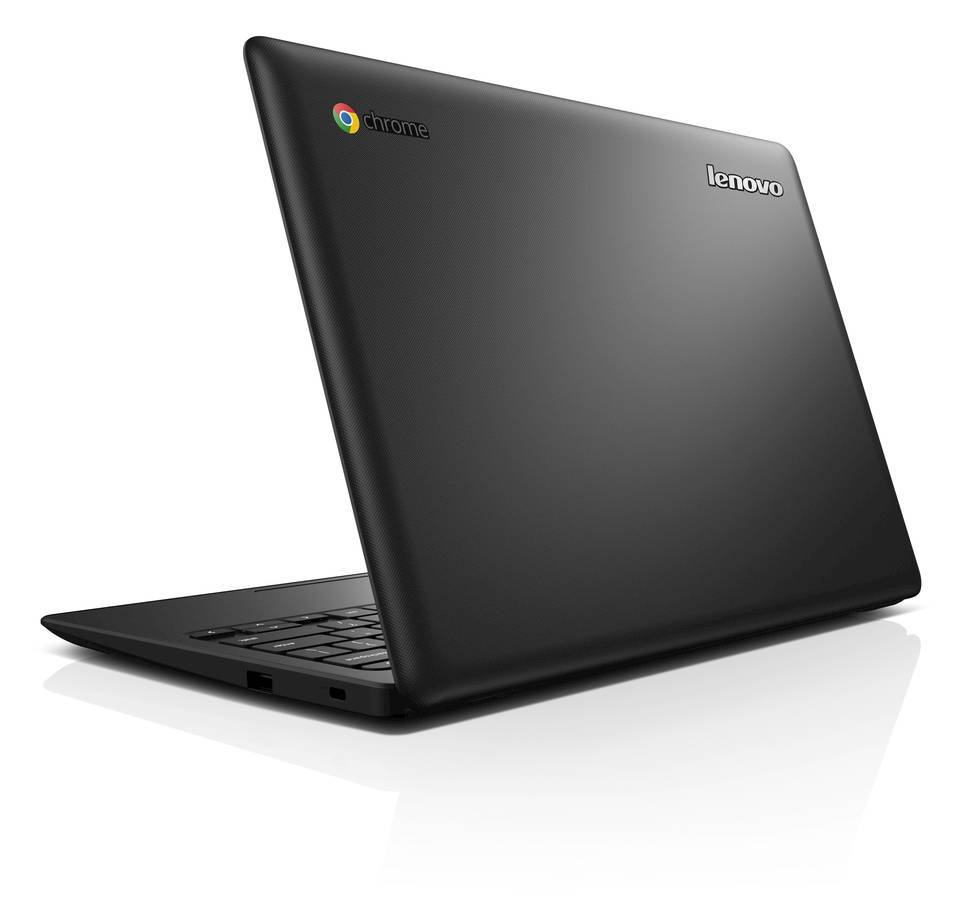 "Lenovo N21 Celeron N2840 Dual-Core 2.16GHz 2GB 64 GB SSD 11.6"" LED Chromeboo"