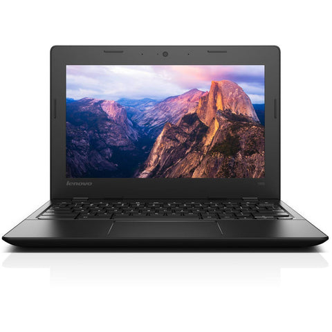 "Used like New Lenovo N21 Celeron N2840 Dual-Core 2.16GHz 2GB 16GB SSD 11.6"" LED Chromeboo"