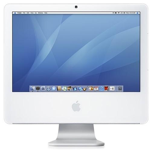 "Apple iMac 17"" Core 2 Duo T5600 1.83GHz All-in-One Computer - 1GB 160GB CDRW/DVD/Webcam/OSX (Late 2006) - B"