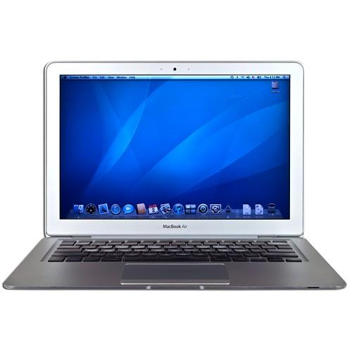 "Apple MacBook Air Core 2 Duo SL9400 1.86GHz 2GB 120GB GeForce 9400M 13.3"" LED Notebook OS X w/Webcam (Mid 2009) - B"