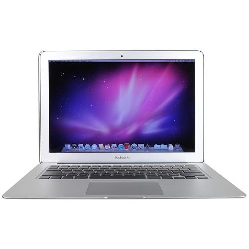 "Apple MacBook Air Core 2 Duo SL9600 2.13GHz 4GB 128GB SSD GeForce 320M 13.3"" Notebook AirPort OS X w/Cam (Late 2010) - B"