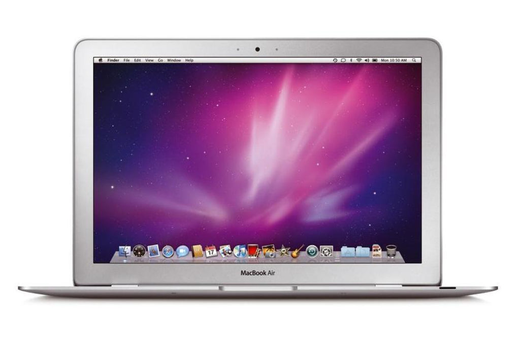 "Used Apple MacBook Air MC506LLA Core 2 Duo SU9400 1.4GHz 2GB 128GB SSD 11.6"" GeForce 320M Notebook OSX (Late 2010)"