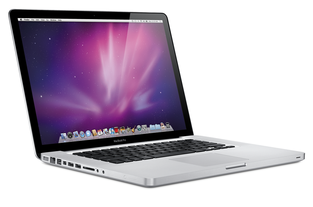 "Used Apple MacBook Pro 15.4"" MC721LLA Core i7-2635QM Quad-Core 2.0GHz 4GB 500GB  15.4 OS X w/Webcam (Early 2011)"