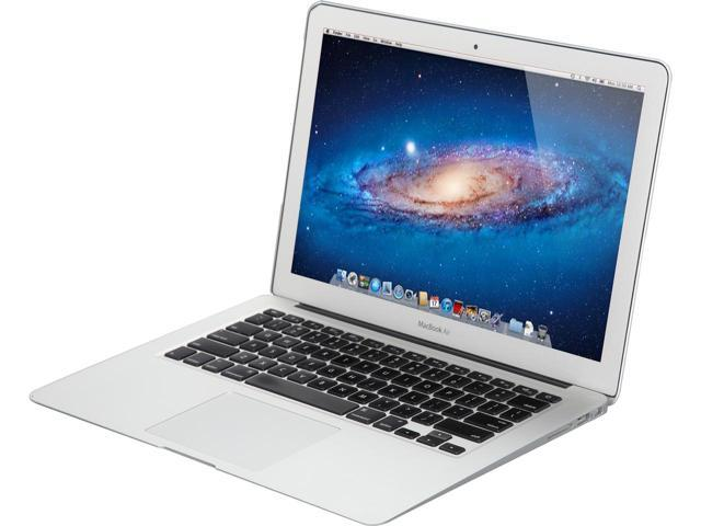 "Used like New Apple MacBook Air MC965LLA Core i5-2557M Dual-Core 1.7GHz 4GB 128GB SSD 13.3"" w/German Keyboard (Mid 2011)"