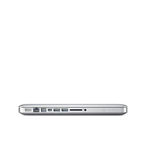 "Used Apple MacBook Pro MD101LLA Core i5-3210M Dual-Core 2.5GHz 4GB 750GB DVD±RW 13.3"" Notebook OSX (Mid 2012)"