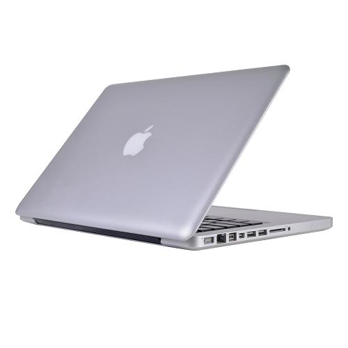 "Used like New Apple MacBook Pro Core i7-2640M Dual-Core 2.8GHz 4GB 500GB DVD±RW 13.3"" Notebook AirPort OS X w/Cam (Late 2011) - B"
