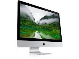 Used Apple iMac 27 ME088LLA Core i5-4570 Quad-Core 3.2GHz All-in-One Computer 8GB 1TB GeForce GT 755M/Cam/OSX (Late 2013)