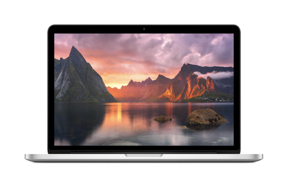 "Apple MacBook Pro Retina MF843LLA 13.3"" Core i7-5557U Dual-Core 3.1GHz 16GB 512GB SSD   (Early 2015)"