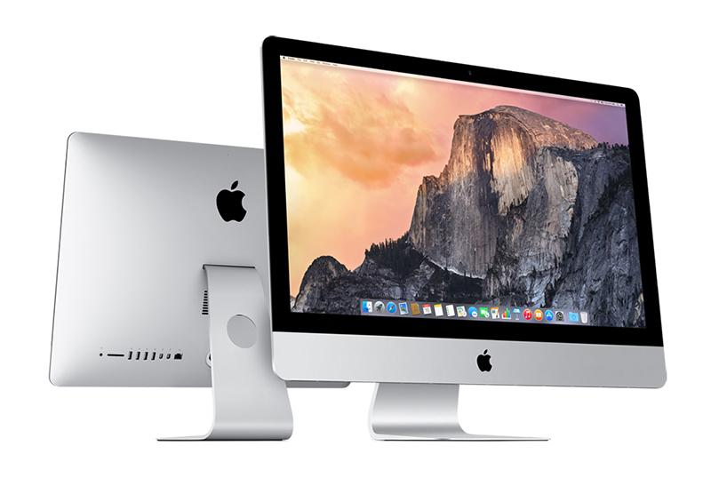 "Used like New Apple iMac Retina 5K 27"" MF886LLA  Core i5-4690 Quad-Core 3.5GHz All-in-One Computer  32GB 1TB+128GB  (Late 2014)"
