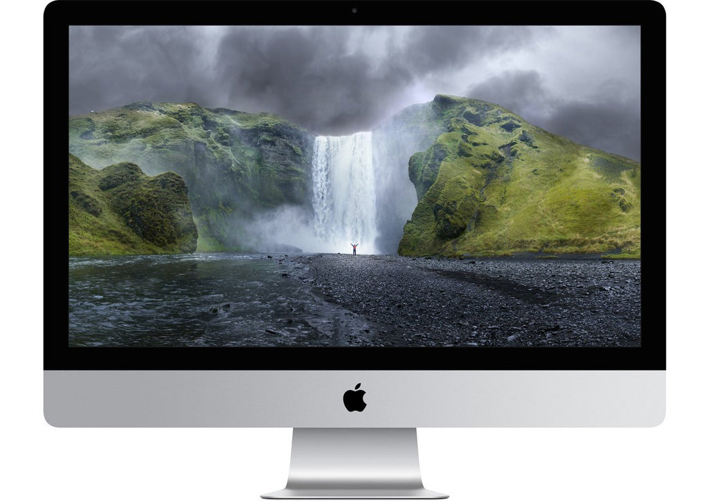 "Apple iMac Retina 5K 27"" MF886LLA  Core i5-4690 Quad-Core 3.5GHz All-in-One Computer - 16GB 128GB SSD Radeon R9 M290X (Late 2014)"