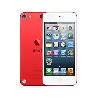 Used Apple iPod touch 16GB MGG72LLA Red (5th generation) Warranty 90 days