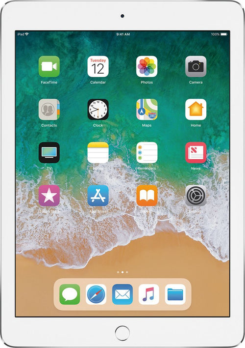 Apple iPad Pro 9.7 MLMP2LLA with Wi-Fi 32GB Retina Display (White & Silver )