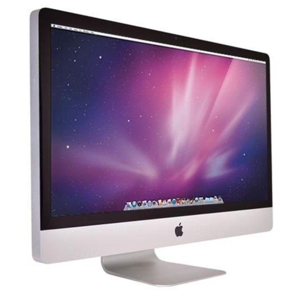 "Used Like New  MC511LLA Apple 27"" iMac Desktop Computer (2.8GHz, Core I5, 1TB, 4GB) - MC511LL/A"