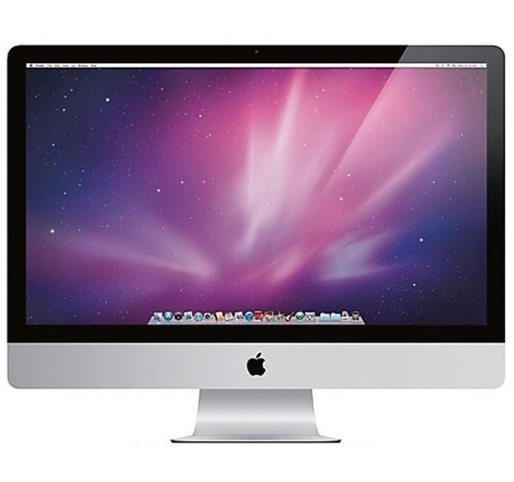 Used Apple iMac 27 Core i7-860 Quad-Core 2.8GHz All-in-One Computer - 8GB 2TB DVDRW/Radeon HD 4850/Cam/OSX (Late 2009) EVTK-MC507LLA-PB-3RCC