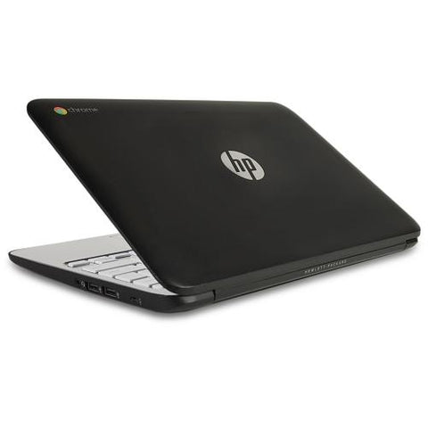 "HP Chromebook 11 G4 Celeron N2840 Dual-Core 2.16GHz 4GB  32GB  SSD 11.6"" LED Chromebook  (Black)"