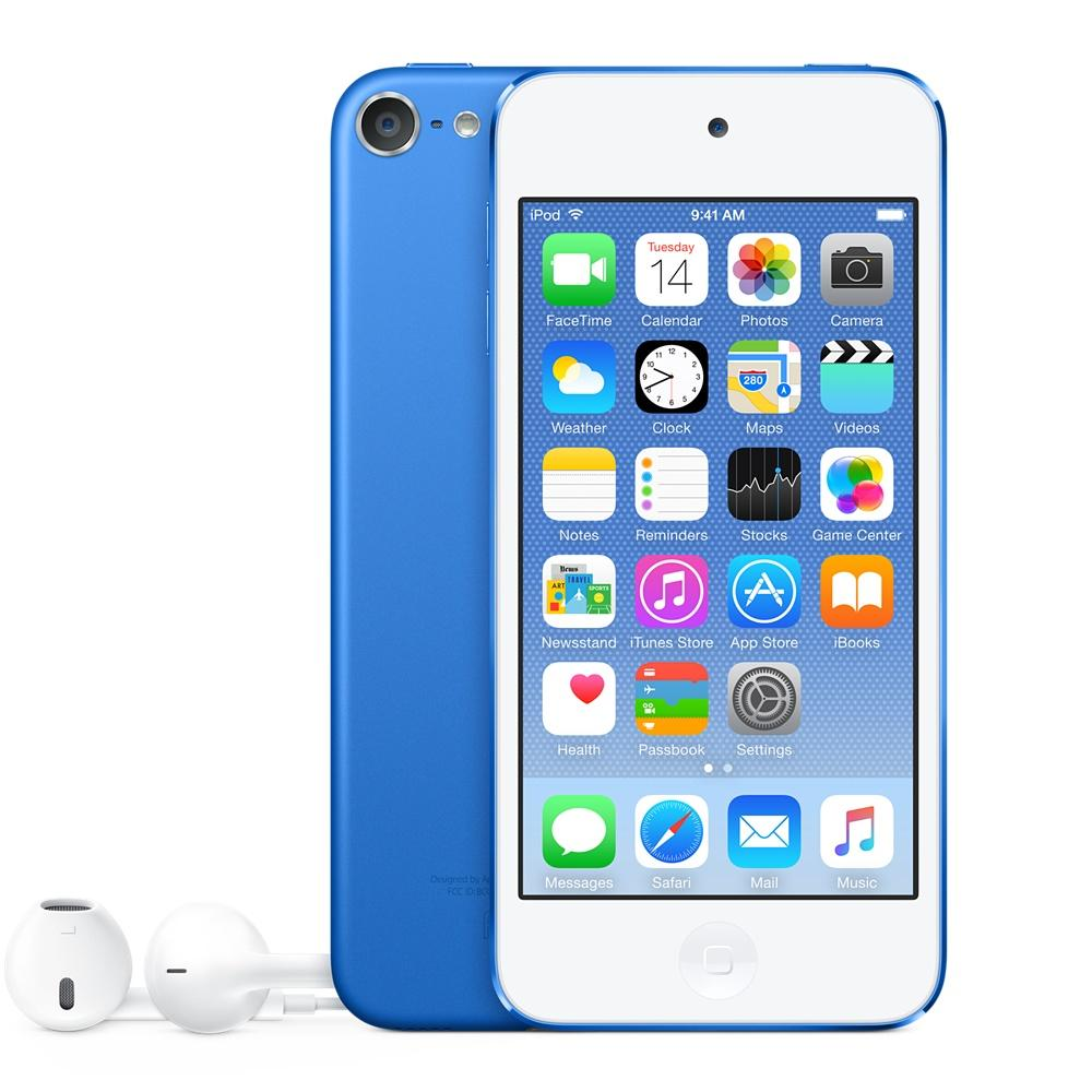 NOB Apple iPod touch 16GB - Blue (6th generation)