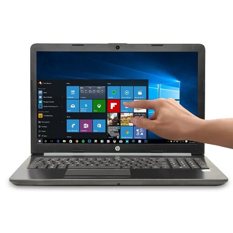 "HP 15-da0081od Touchscreen Core i7-7500U Dual-Core 2.7GHz 8GB 256GB SSD 15.6"" LED Notebook W10H"