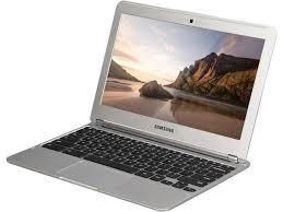 "Samsung XE303C12-A01US Exynos 5 Dual-Core 1.7GHz 8GB 16GB 11.6"" LED Chromebook  (Silver Skin)"