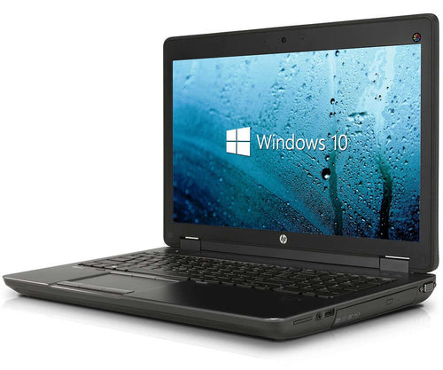 HP ZBook 15 Mobile Workstation Core i7-4600M Dual-Core 2.9GHz 16GB 500GB DVD±RW Quadro K2100M 15.6
