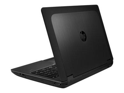 "HP ZBook 15 Mobile Workstation Core i7-4600M Dual-Core 2.9GHz 8GB 500GB DVD±RW Quadro K2100M 15.6"" LED Notebook W10P"