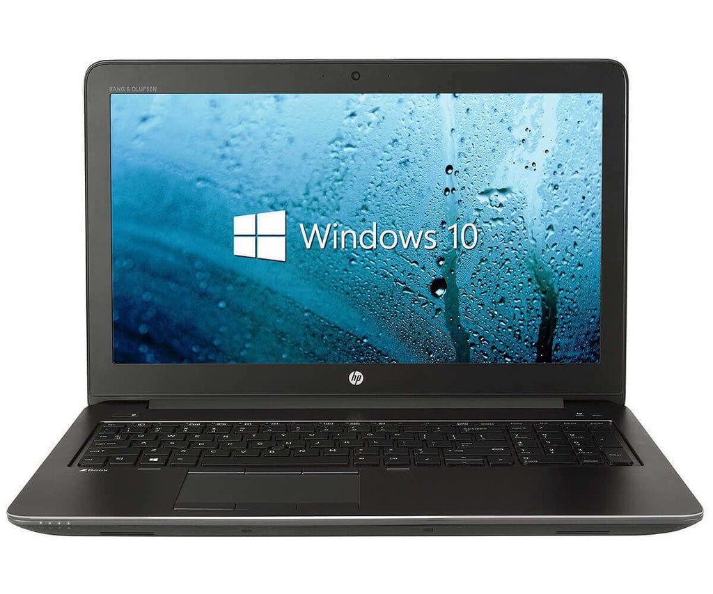 "HP ZBook 15 Mobile Workstation Core i7-4600M Dual-Core 2.9GHz 16GB 500GB DVD±RW Quadro K2100M 15.6"" LED Notebook W10P"