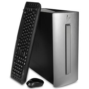 HP Envy 750-530qd Desktop PC Intel i5-7400 Quad Core 3.0GHz 8GB 1TB DVD±RW W10H HDMI BT WiFi - Z9M79AV