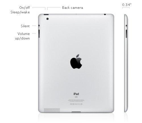 Apple iPad 2 with Wi-Fi 32GB  White (2nd generation)