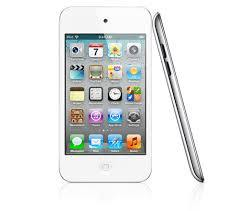 Apple iPod touch 4th Generation MD057LLA 8GB Wi-Fi Digital Music/Video Player w/3.5 LCD Touchscreen & Dual Cameras (White)