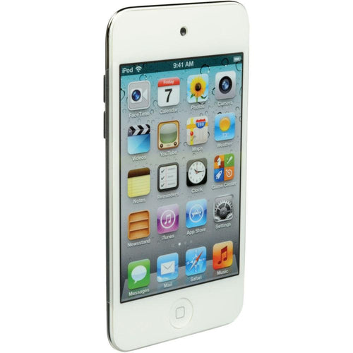 Apple iPod touch 4th Generation MD059LLA  64GB Wi-Fi Digital Music/Video Player w/3.5 LCD Touchscreen & Dual Cameras (White)