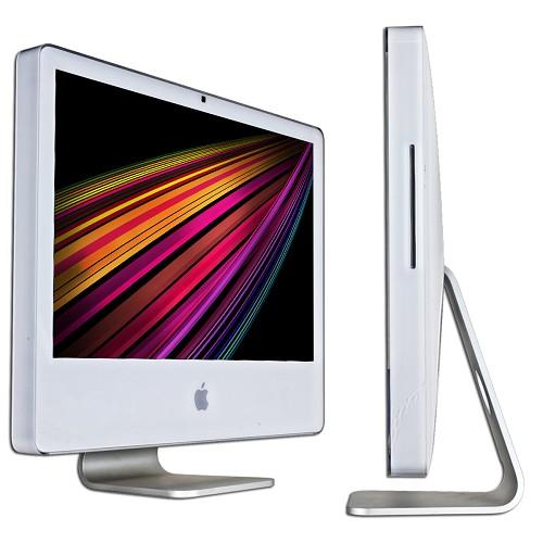 "Apple iMac 24"" Core 2 Duo T7400 2.16GHz All-in-One Computer - 1GB 250GB DVD±RW GeForce 7300GT/Cam/OSX (Late 2006)"